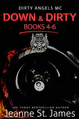 Down & Dirty: Books 4-6