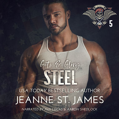 Guts & Glory: Steel Audio