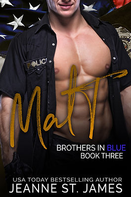 Brothers in Blue: Matt