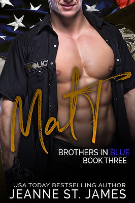 Brothers in Blue: Matt