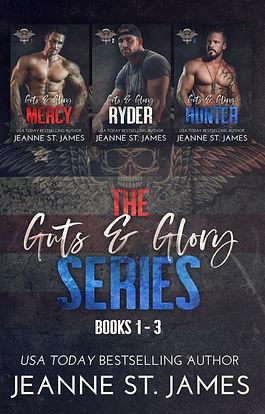 Guts & Glory: Books 1-3