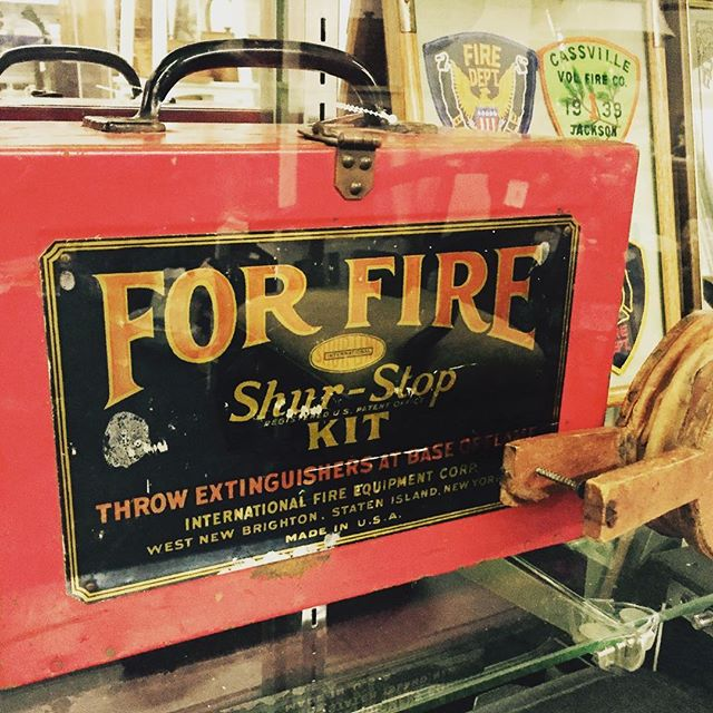 Antique Fire, Fireman, Fire