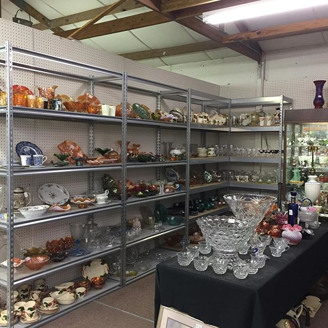 Carnival Glass, Fostoria Glass