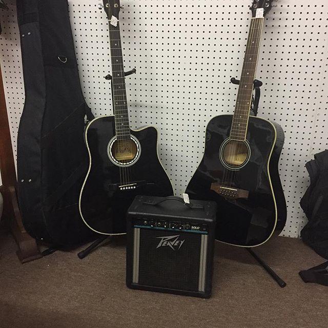 Guitar, Fender, Martin, Amp