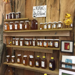 Honey, Local Honey, Bees