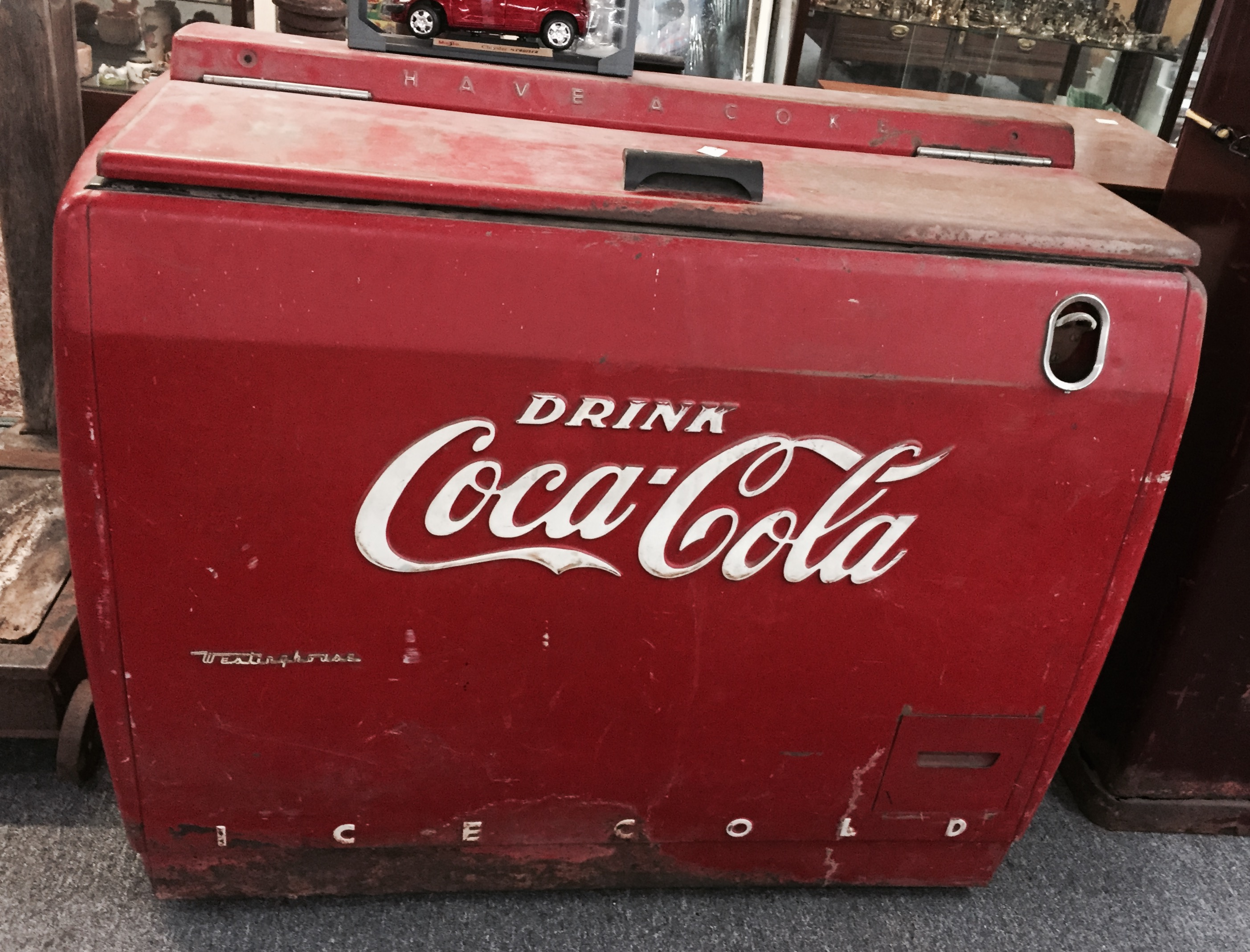 Antique Coca-Cola
