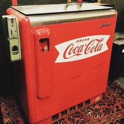 Coca-Cola Cooler, Coca-Cola, Cooler