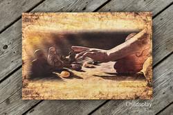 Childsplay wood product shot