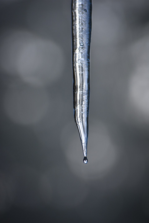 single icicle drop 3