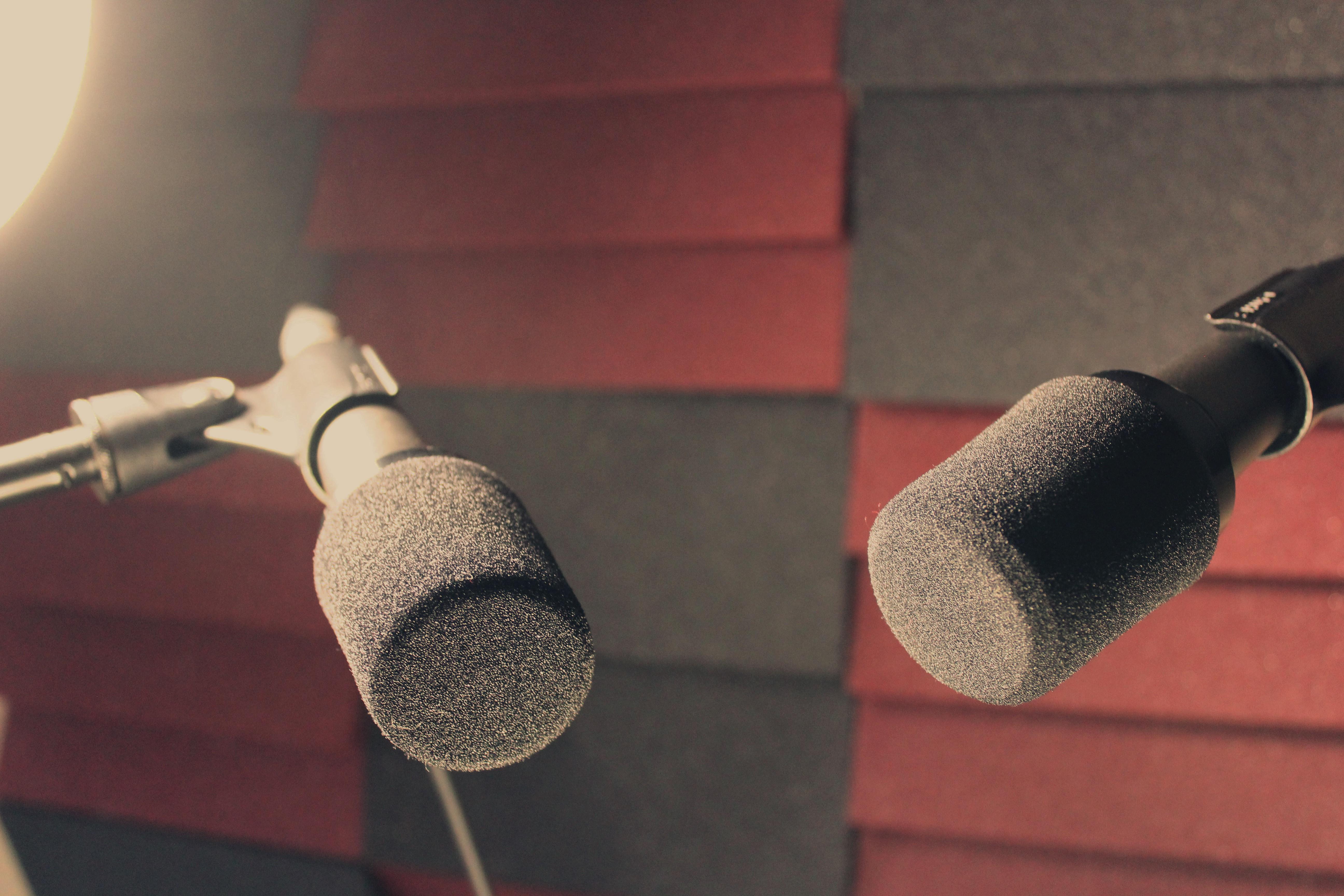 Instrument/Vocal Recording