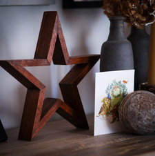 Handcrafted star