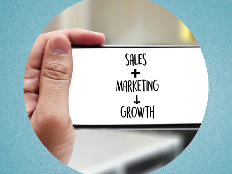 Sales and Marketing Work Together, Not Alone