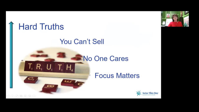 The Truth About Selling