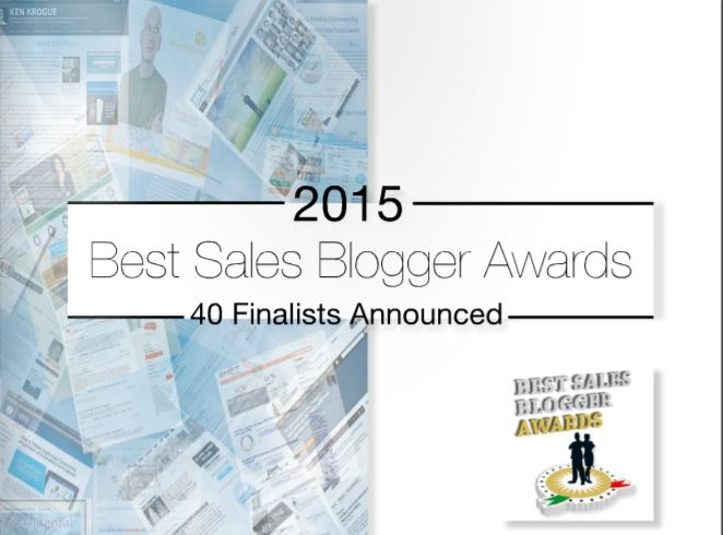 BEST SALES BLOGGER