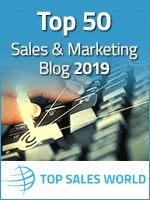 TOP 50 SALES BLOG 2019