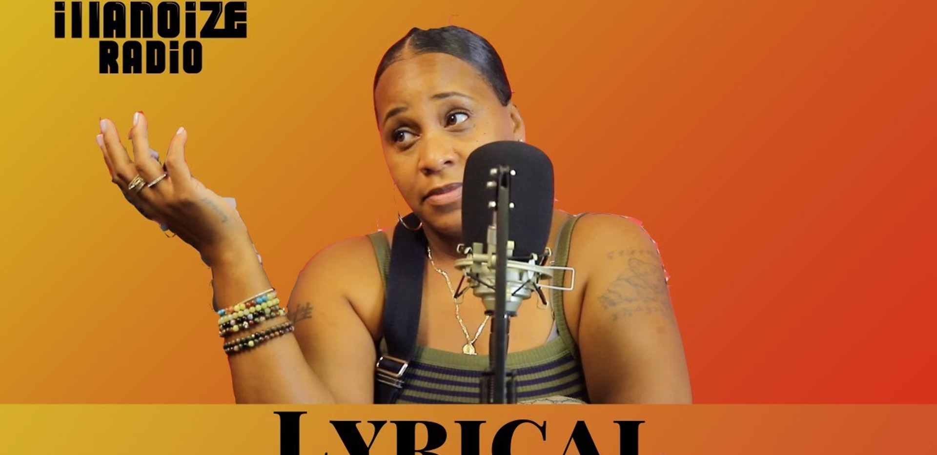 Lyrical Eyes x Illanoize Radio
