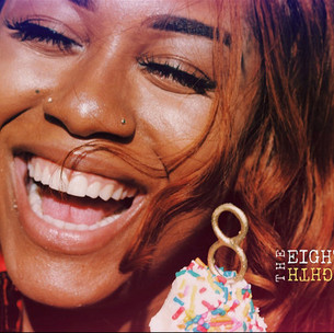 """FRANCHIKA """"THE EIGHTH"""" EP"""