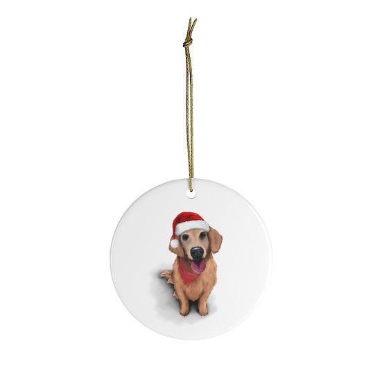 Tess - Ornament