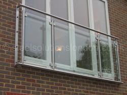 Metal Balconies London