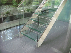 Glass Staircases London