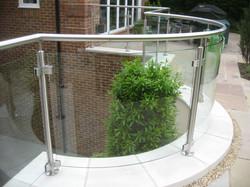Glass Balustrade London