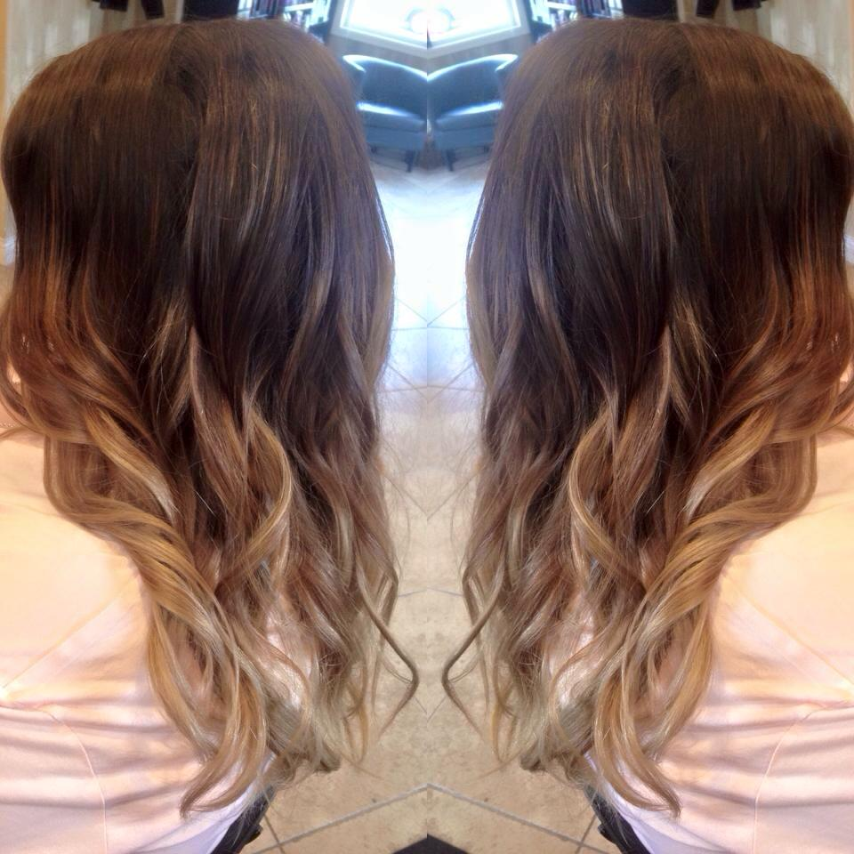 Ombre Color