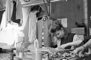 Stéphanie Camuzet costumière couturière