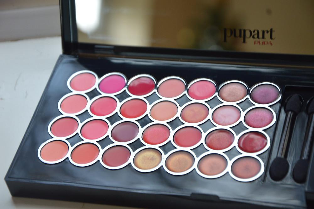 Pupart palette Review