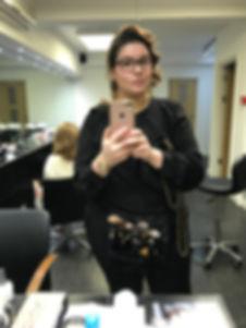 Oxfordshire makeup artist