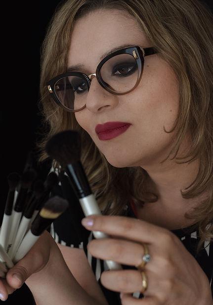 Amanda Barbosa makeup artist UK