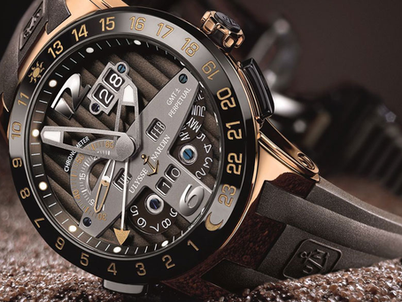 Era Timepiece Blog Entry
