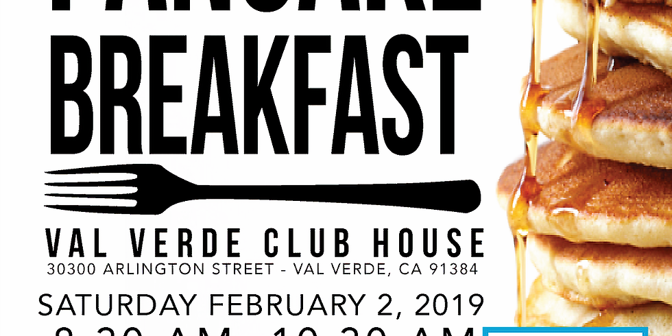 VVCA Pancake Breakfast