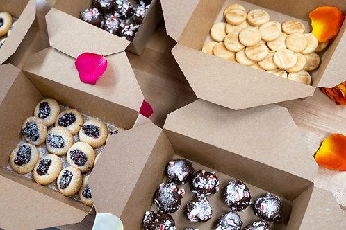Petite Cookies by the dozen