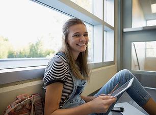 Студент на перерыв