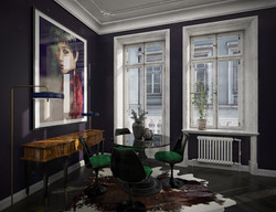 interior-design-dining room-montreal