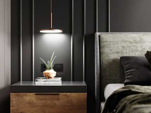About residential interior lighting design (1)