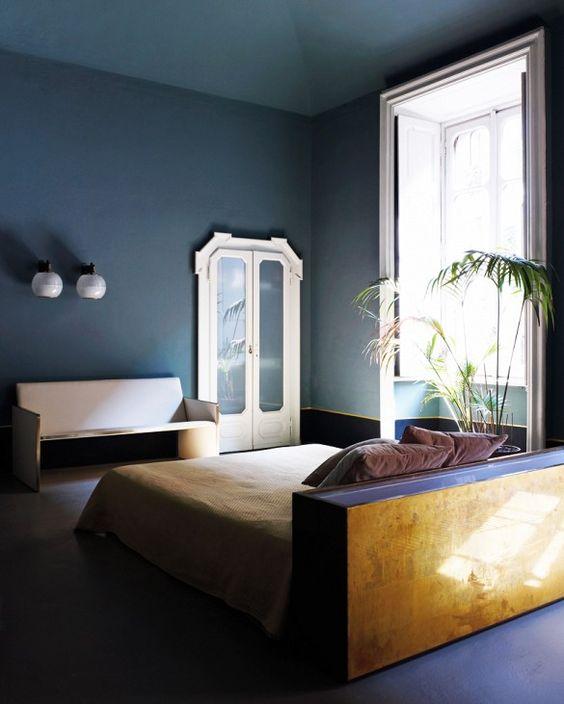 interior design inspiration_bedroom color palette