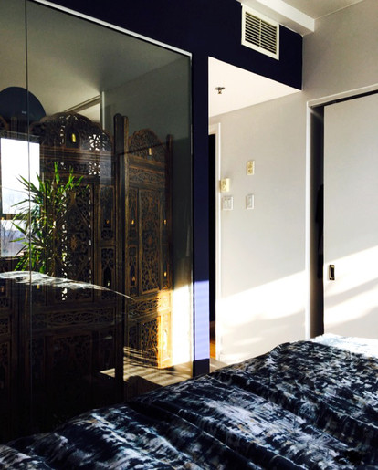 Interior Decorator Mtl-Bedroom design