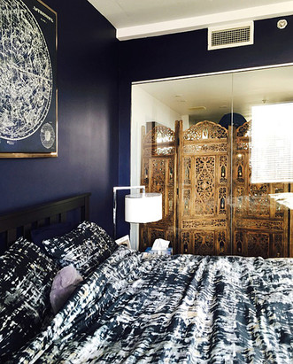 Interior Decorator Montreal-Bedroom