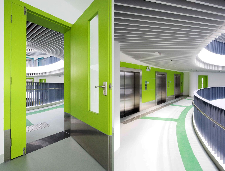 Institutional Interior Design