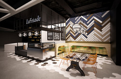 Food court restaurant design