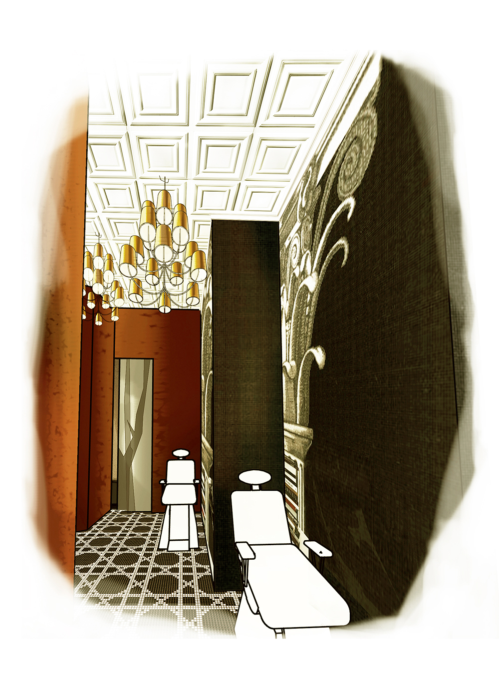 Spa & Hair Salon Design