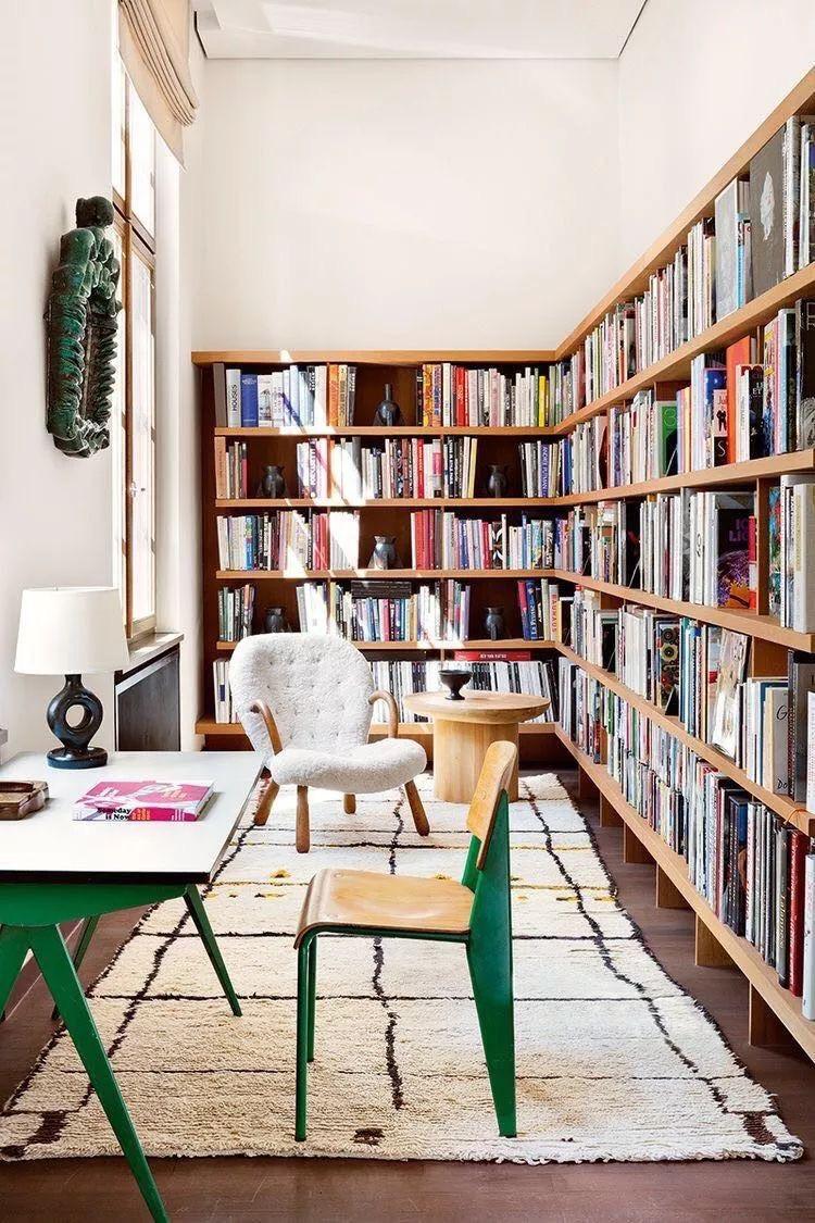Living room decorations-bookshelf