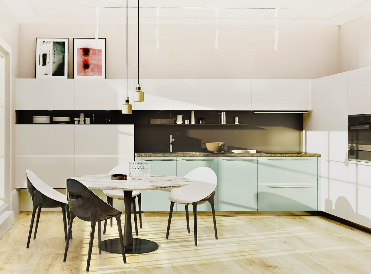 Dining-kitchen-interior-design-Montreal.