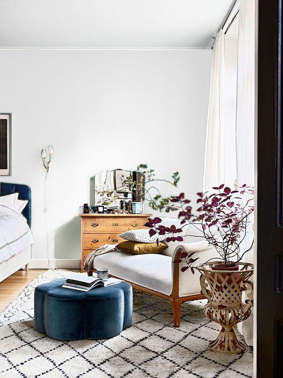 interior design ideas_bedroom wall color