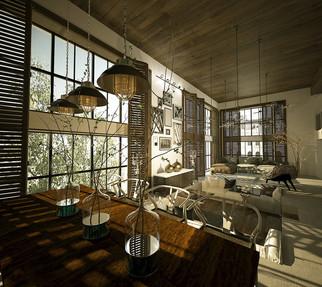 Montreal Interior Design firm - ShenweiDesign