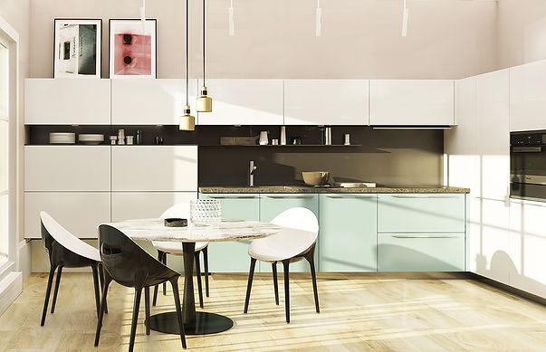 Interior Designer Montreal Kitchen Renov