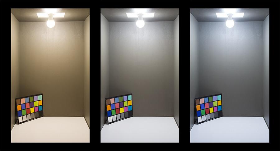 light source color temperature