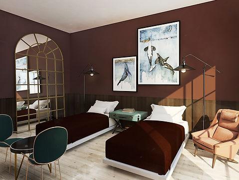 Hospitality design-Shenwei Design