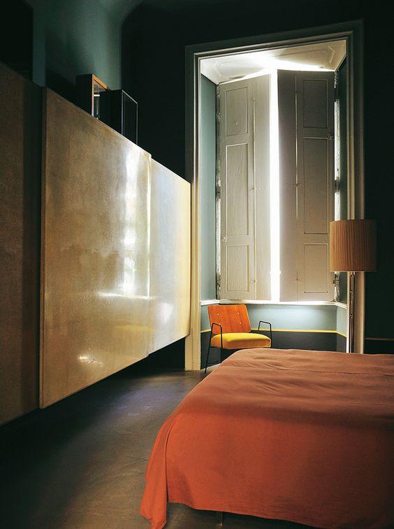 interior design inspiration_bedroom color scheme